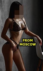 Şişli Rus Moskovalı Escort Olya